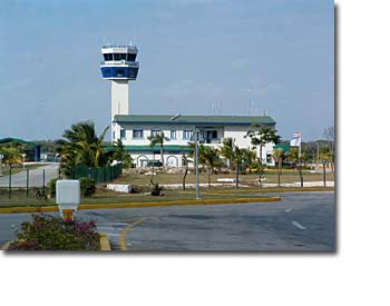 Airport Cayo Coco